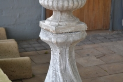Concrete Pot - Anna design on Lets Twist pedestal