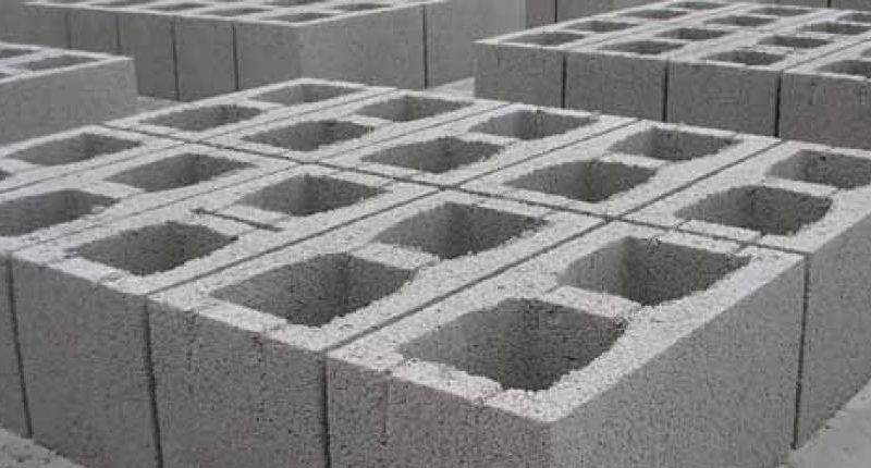 Concrete Blocks Construction