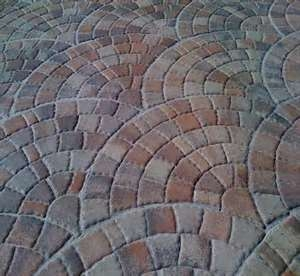 Cobble Paving packed in Nautical Design