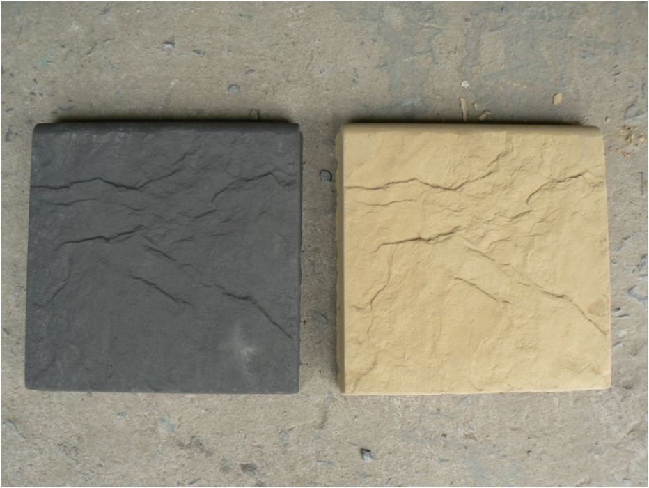 Pool Coping Tile with 1 x Bull Nose Edge