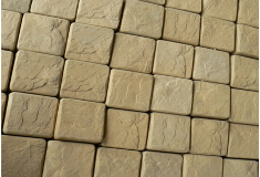Cobble Paver 110mm x 110mm x 50mm